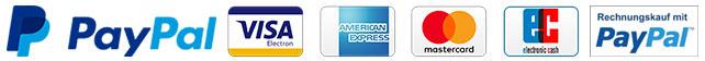 Einkauf im Online Shop für BARF Produkte und mit PayPal bezahlen
