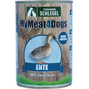 MyMeat4Dogs Ente 820g