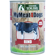 MyMeat4Dogs Rind  820g